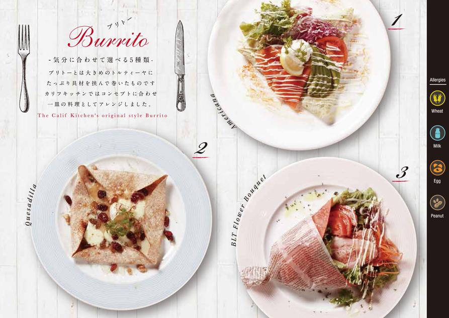 the calif kitchen okinawa 2019 main menu01